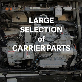 Large Selection of Carrier Parts